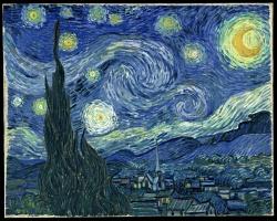 Show - Blues in Clio Arte - especial Van Gogh & blues