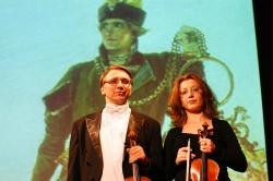 Concerto – Bel Canto, violino e viola