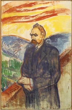 Nietzsche, a águia angustiada