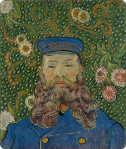 Blues in Clio Arte - Van Gogh & Blues II