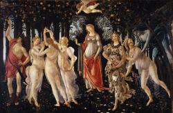 Os deuses olímpicos na Arte renascentista