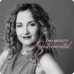 Recital | Sentimental, com Carla Maffioletti