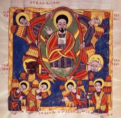 Mitos cristãos da Etiópia
