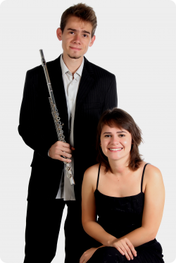 Série Master de Concertos StudioClio   Duo Rodrigues - flauta e piano