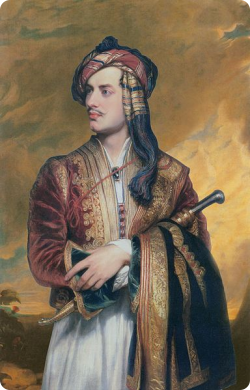 Lord Byron, o último dos românticos
