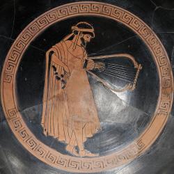 AlmoçoClio | Erato visita Clio: Poesia Lírica dos antigos gregos
