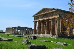 Paestum - Magna Grécia - Foto: Rogério Almeida