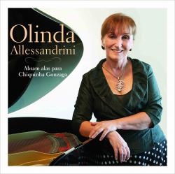 """Recital de lançamento do CD """"Abram alas para Chiquinha Gonzaga"""" (sexta-feira)"""
