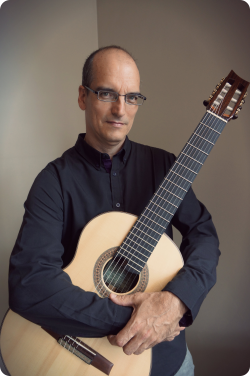 A arte de Pedro Tagliani em duetos: Michel Dorfman