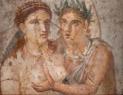 AlmoçoClio | O Gabinete Secreto: arte e erotismo greco-romanos
