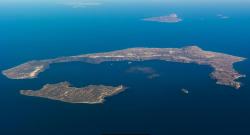 AlmoçoClio | Santorini, a mais bela