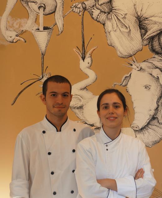 Chefs residentes do StudioClio inauguram espaço gastronômico