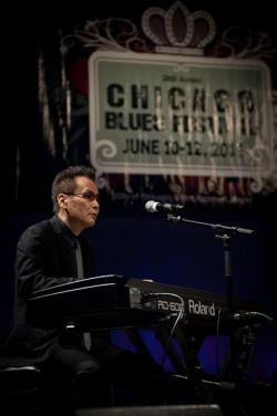 Kyoto Blues, Chicago Blues   Sumito Ariyoshi & Uranius Blues