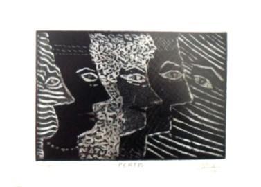 """Exposição """"Gravuras ao Belchior"""", na Pinacoteca da Ajuris"""