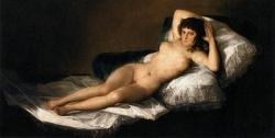 Las majas de Goya no aniversário do StudioClio