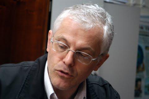 Rualdo Menegat comenta sobre ClioTur