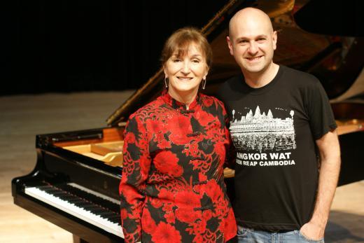 "Olinda Alessandrini e Tiago Halewicz conduzem curso ""Na oficina do compositor"""